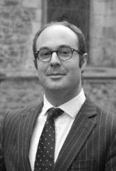 Simon Elliott of Church Court Chambers